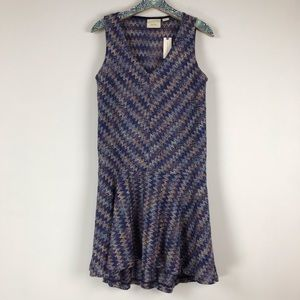 Anthropologie Maeve Westwater Knit Dress